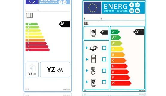Kurt Burmeister informiert über den Energielabel bei Heizungen