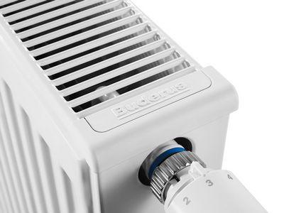 Buderus Logatrend VC profil mit Thermostatkopf
