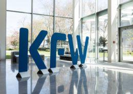 KfW Logo - KfW-Bildarchiv / Thorsten Futh