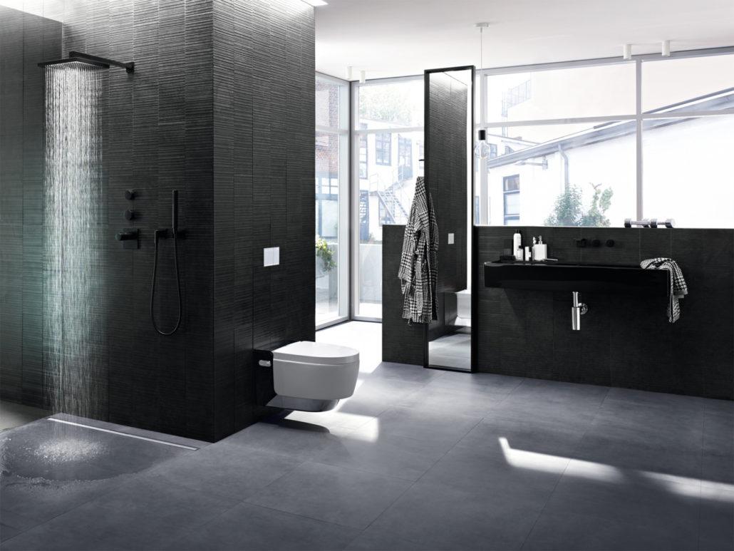 Ein Badezimmer bis ins Hohe Alter