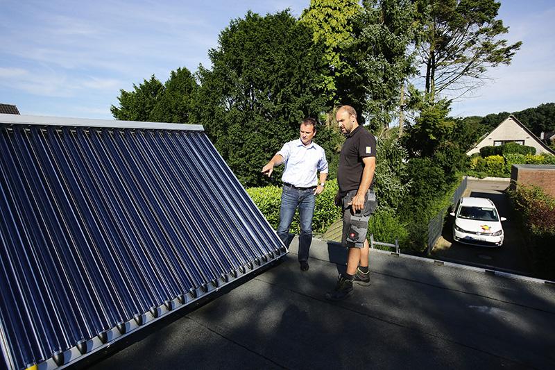 Schritt für Schritt zur Solarthermie - Ein Leitfaden