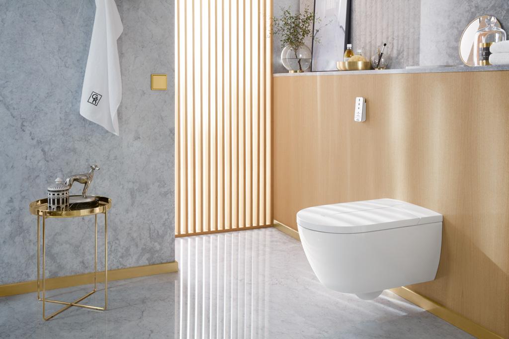 ViClean-I 100 – Design-Revolution in Sachen Dusch-WC