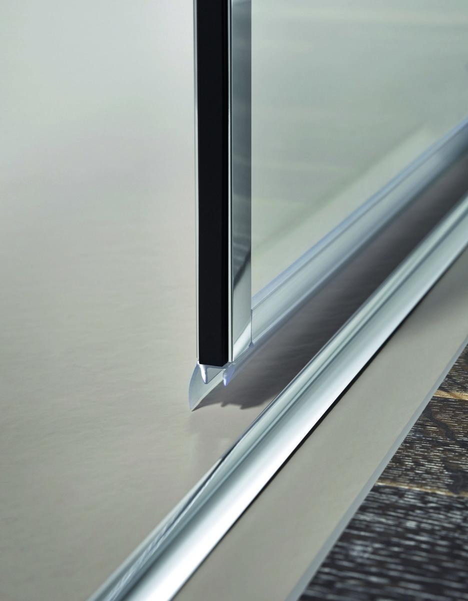 HSK Duschkabine - Wasserabweiseprofil