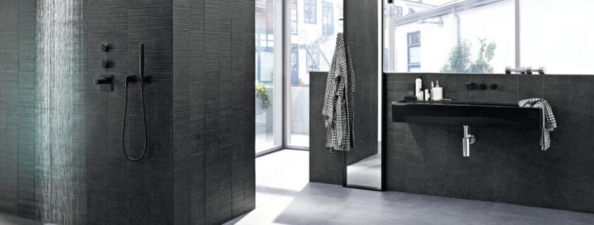 Gestaltung bodengleicher Duschbereiche